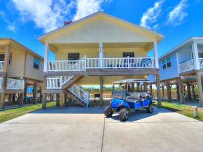 Photo for Banana Boat: BRAND NEW, 3bed/2bath, Close to the Beach, *Golf Cart