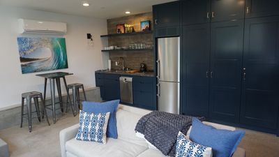 Photo for Exclusive north of Montana Santa Monica Backhouse Bungalow