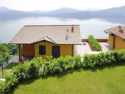 Photo for Residence Il Vigneto Due, Oggebbio  in Lago Maggiore - 6 persons, 2 bedrooms