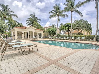 Photo for Luxe Ft. Myers Condo on Golf Course w/Pool Access!