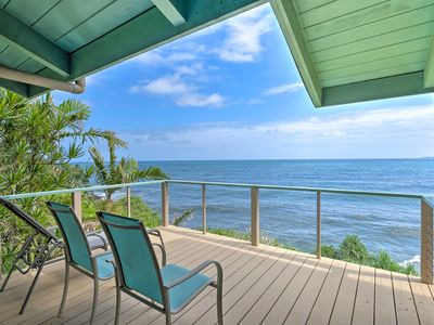 Photo for NEW! Gorgeous Hilo Home w/ Stunning Ocean Views!
