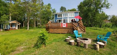 Beautiful Waterfront Cottage 1 hour from Toronto