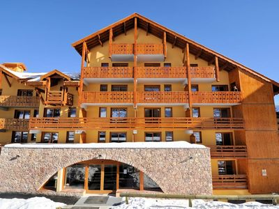 Photo for 4Apartment 4* - Pool - Sauna - Wifi - Fully equipped - At the ski slopes