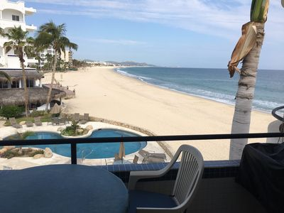 Photo for Mira Vista #30 - Best view on Costa Azul - 1 king bdrm, right on the beach