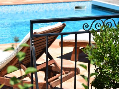 Photo for Villa Apsley in Cavalaire-sur-Mer, near St Tropez on the French Cote D'Azur