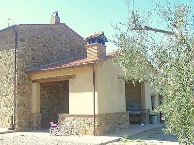 Photo for Villa Verena: A splendid two-story villa in the characteristic style of the Tuscan countryside.