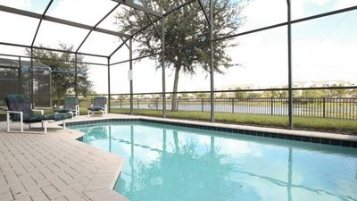 "Photo for ""How to Rent Your Perfect Orlando Villa with Pool- 2603"""