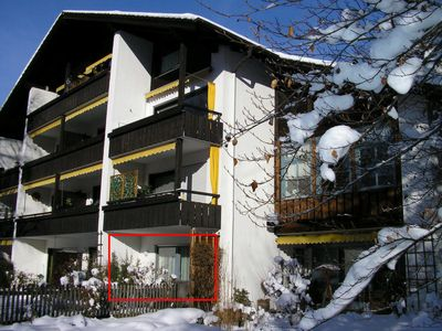 Photo for Apartment Alpin Ferienwohnung Ganser (GMP180) in Garmisch-Partenkirchen - 4 persons, 1 bedrooms