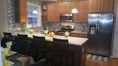 Photo for Pool! Out of HGTV! Slps 10, Linens, Bikes, Bch chrs, elev, oceanview Book 2019