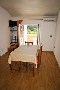 Photo for Apartment BP  A4(5)  - Lopar, Island Rab, Croatia