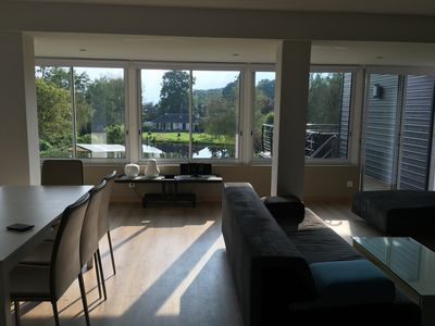 Photo for The Lake House 2 in Forges-les-Eaux NORMANDY: Panoramic view, decoration, comfort