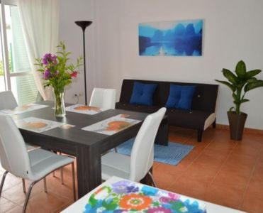 Photo for 106235 - Apartment in Vera Playa