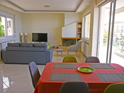 Photo for Sea View Maisonette★5 guests★3 bedrooms★2 bathrooms