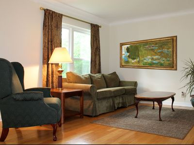Photo for Cozy Cape Cod Home in a Family-Friend Area, Minutes to University Circle