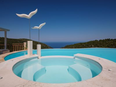 Photo for Luxury Villa Amara - 6 bedroom villa with Private pool, Spa and Tennis court