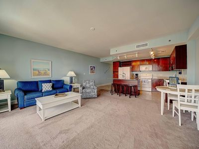 Photo for NEWLY LISTED! Laketown Wharf 603, Great Ocean Views