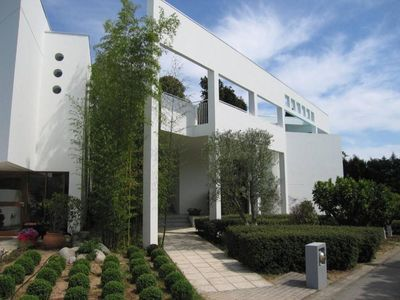 Photo for Antibes Juan Les Pins: Cap d'Antibes. Contemporary villa with pool deck