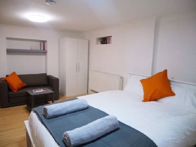 Photo for Modern Apartment in Central Kings Cross