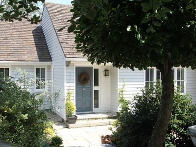 Photo for Stylish Four Bedroom Clapboard Cottage in Picturesque Helford
