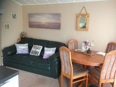 Photo for Family Holiday Chalet in the Beautiful 7 Bays for 7 Days area of North Cornwall.