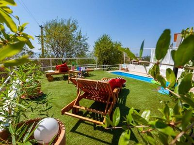 Photo for ctma144 - Beautiful house located in the small Dalmatian village, for 2 + 2 persons (80 m2)