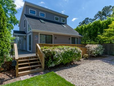 Photo for Beautiful Handicap Accessible Rehoboth Beach Home! Easy walk to Beach & Downtown