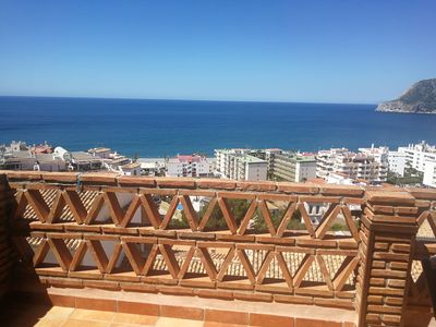 Photo for Amazing views house in La Herradura Spain 2 mins walk from the beach