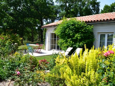 Photo for A well-being stay - Hammam / Sauna / SPA and heated swimming pool (04/05 - 21/09)