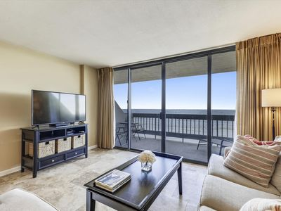 Century I 1909 - Direct Oceanfront Condo with Pool!