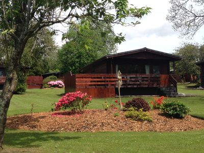 Photo for Bluebell Lodge 3 with Hot Tub