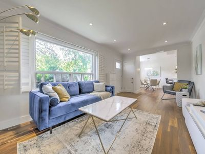 Photo for Spectacular Newly Renovated 3BR House with Parking