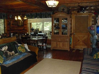 Photo for 3BR Cabin Vacation Rental in Mountain Home, Idaho