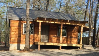 Photo for Fall Creek Cabins family friendly 1 mile from Lake Norfork , Mtn. Home Ar.