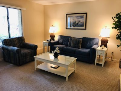 Photo for $125/Harbour View/1BR/1BA 1st Floor w/ Sofa Bed.