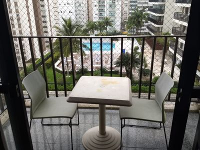 Photo for Pitangueiras Apartment with sea view - best price in the area