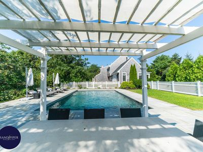 Photo for Luxury Edagrtown Rental w a Pool in close proximity to South Beach and Edgartown