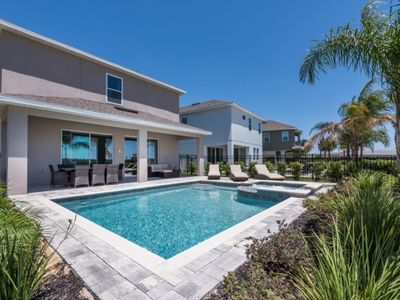 Photo for Imagine Your Family Renting This Luxury Contemporary Style Villa on Encore Resort at Reunion, Orlando Villa 1662