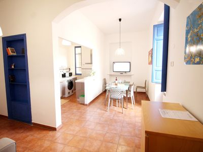 Photo for Walk to the Colosseum from your Family Apt - Apartment for 8 people in Roma