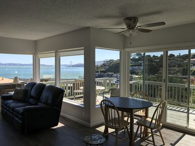 Photo for Quiet 2 Bd/1bth With Spectacular Golden Gate Bridge And  S.F. Bay views