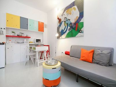 Photo for Artistic and aesthetic apartment in Split - Laka