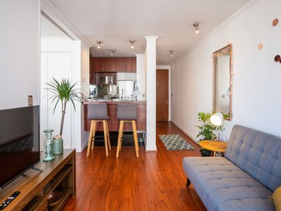 Photo for Incredible apartment, great location and terrance