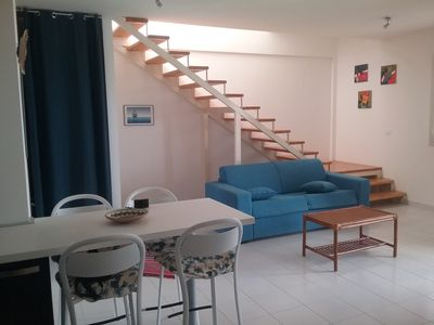 Photo for Beautiful apartment 50 meters from the sea and 700 meters from the center of Marzamemi.