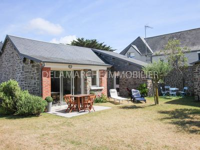 Photo for HOLIDAY RENTAL ST MARTIN DE BREHAL, VILLA ON ONE LEVEL for 4 PEOPLE