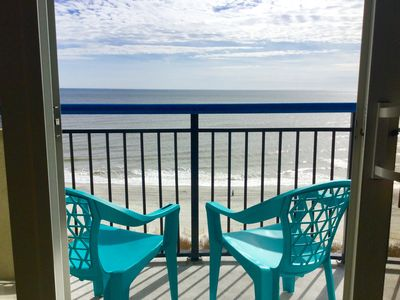 Photo for Oceanfront Corner Unit, 2BD/3BA, Three balconies, Book Your Next Vacation Now