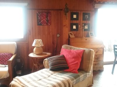 Photo for Chalet with panoramic lake views