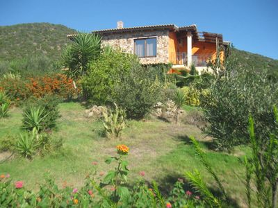 Photo for Beautiful appartment with breathtaking views on south sardinian cost