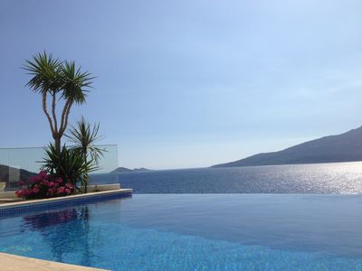 Photo for Stunning Luxury Villa, Superb Sea Views all rooms.
