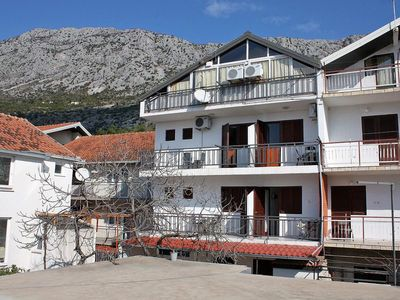 Photo for Studio appartment in Podaca (Makarska) capacity 2+0