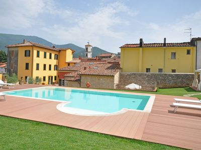 Photo for 3BR Apartment Vacation Rental in Lucca, Tuscany