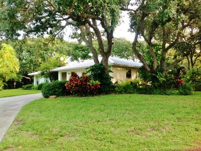 Photo for Private House on 1/2 Acre Lot - Walk to Beach and River